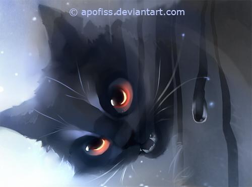 dark yin by Apofiss