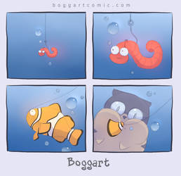 boggart - 43 by Apofiss
