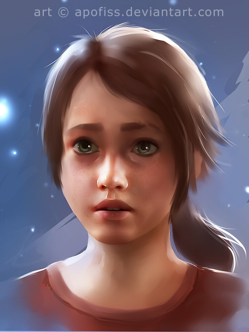 ellie moment by Apofiss