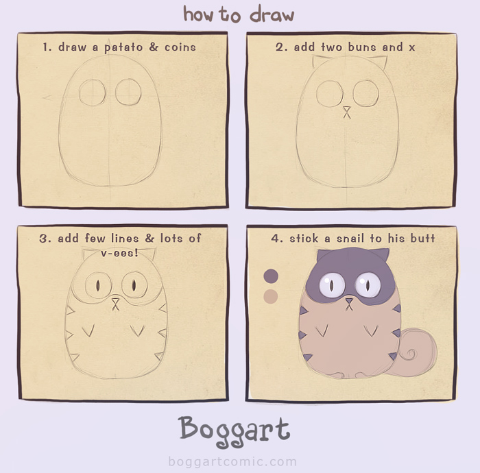 boggart - 45 by Apofiss