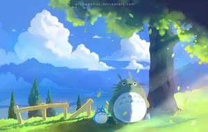 totoro summer ( update! )