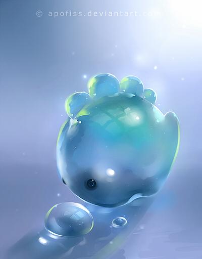 droplet dino