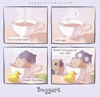boggart - 50 +unicorn banana pie winner! by Apofiss