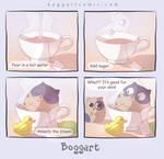 boggart - 50 +unicorn banana pie winner!