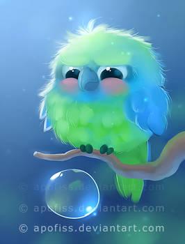 mini parrot