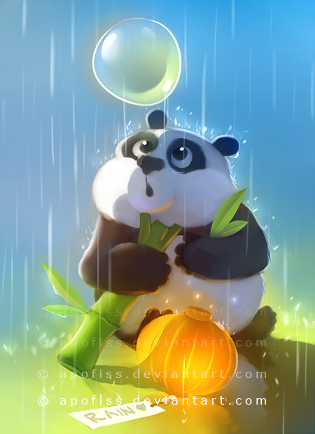 no sushi only bamboo by Apofiss