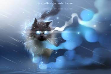 storm walk by Apofiss