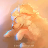 golden dreams by Apofiss