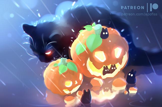 team pumpkin by Apofiss