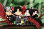 DC: Bat babies