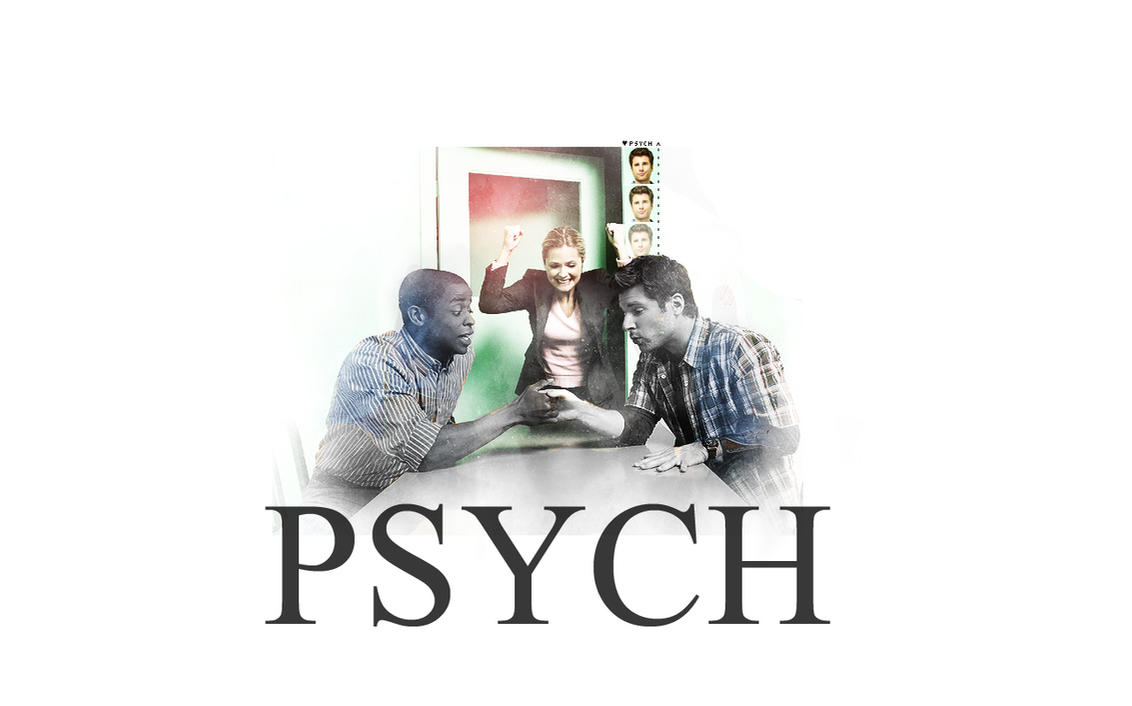 Psych Widescreen Wallpaper III by EpicActress