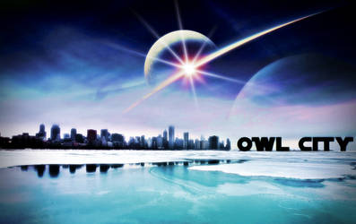 Owl City wallpaper by SuperMario5