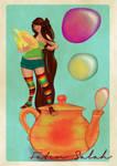 tea time by vanellia