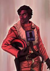 Poe by briannespeakman