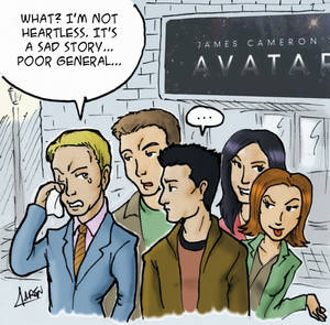 How I met your Avatar