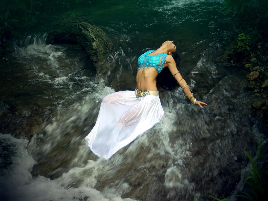 Tribal dance by artnovember