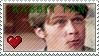 Rabbit fan stamp by AlphaWolfAniu