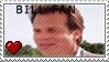 Bill fan stamp by AlphaWolfAniu