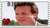 Bill fan stamp by Oklahoma-Lioness