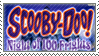 Scooby doo Night of 100 frights stamp by AlphaWolfAniu