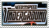 Need for speed underground stamp by AlphaWolfAniu