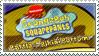 Spongebob battle for bikini bottom stamp by AlphaWolfAniu