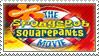 Spongebob movie game stamp by AlphaWolfAniu