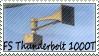 Thunderbolt siren stamp by AlphaWolfAniu