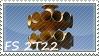 FS 2T22 stamp by AlphaWolfAniu