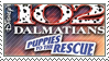 102 Dalmatians puppies to the rescue stamp by AlphaWolfAniu