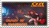 Diary of a madman stamp by Oklahoma-Lioness