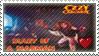 Diary of a madman stamp by AlphaWolfAniu