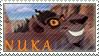 Lion Guard Nuka stamp by AlphaWolfAniu