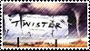 Twister stamp by AlphaWolfAniu