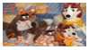Balto collector stamp by Oklahoma-Lioness
