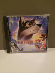Balto reach for the light soundtrack CD single by Oklahoma-Lioness