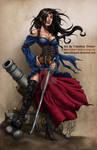 Pirate Girl III