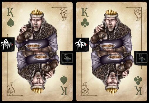 ToT Card Game GOOD KING
