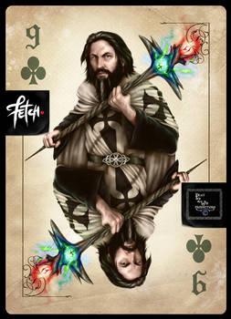 ToT Card Game YOUNG MAGICIAN