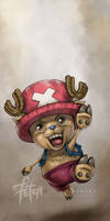 5/9 Tony Tony Chopper
