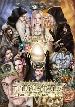 ToT - A HANDMAIDENs DEVILED EGG movie poster