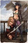 The Buccaneer and her lover