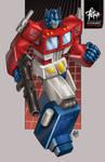 1/34 Optimus Prime