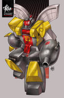 30/34 Omega Supreme by FranciscoETCHART