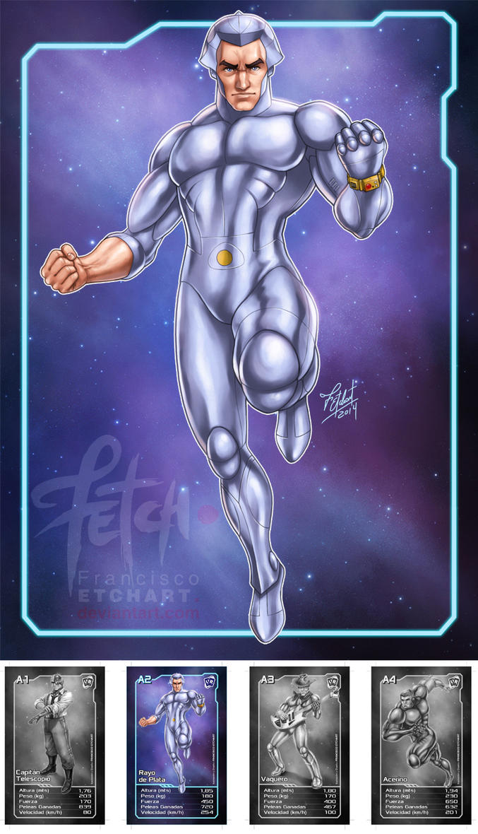 5/35 Quicksilver by FranciscoETCHART