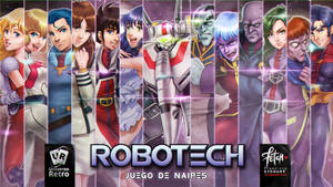 ROBOTECH wallpaper by FranciscoETCHART