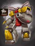 22/32 Robots / OMEGA SUPREME