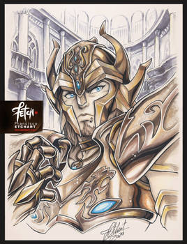 COPIC sketch 120 Aioria LoS