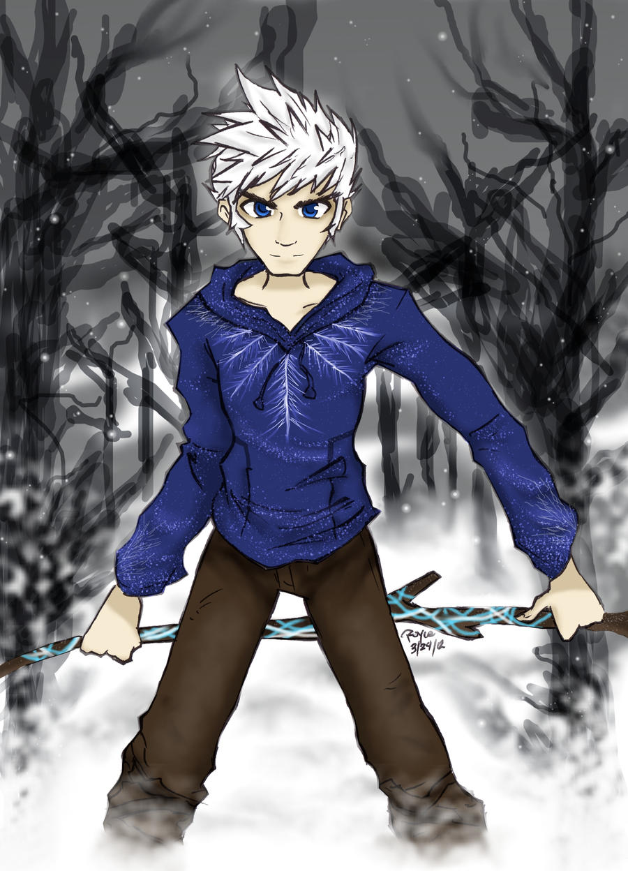 Anime Frost
