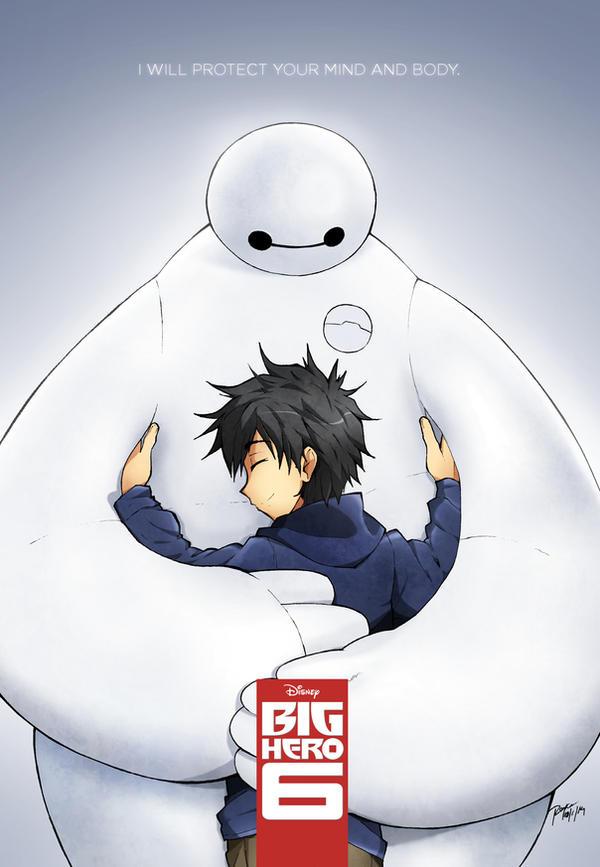 Big Hero 6 Tomodachi By Kuroshinki